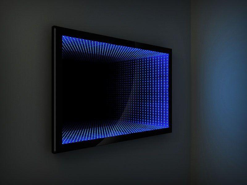 Эффект бесконечного зеркала